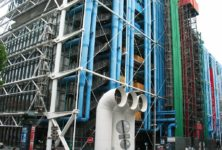 Du renouveau au conseil d'administration du Centre Pompidou