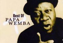 Papa Wemba, le roi de la rumba congolaise est mort