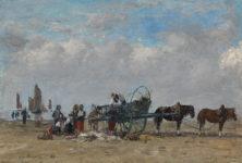 «Eugène Boudin. L'atelier de la lumière» au MuMa du Havre