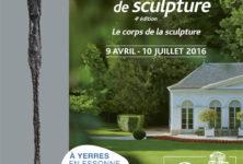Jusqu'au 16 juin gagnez chaque jour 2 places pour la biennale de sculpture de Yerres