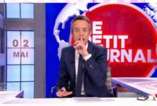 Yann Barthès quitte le Petit Journal