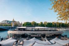 Le Flow: Nouveau lieu des soirées parisiennes flotte sur la Seine
