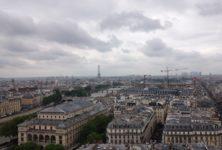 La Tour Saint-Jacques s'offre de nouveau aux parisiens