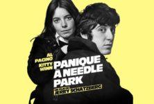 [Sortie dvd] «Panique à Needle Park», la révélation de Al Pacino par Jerry Schatzberg
