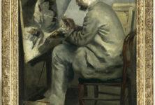 Frédéric Bazille et l'impressionnisme au musée Fabre de Montpellier