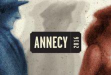 Palmarès du Festival International du film d'Animation d'Annecy 2016