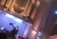 [Live-Report] Festival Paris Mezzo : Avi Avital à Gaveau avec l'Academy of Ancient Music et Camille Poul
