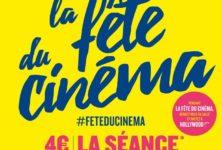 Fête du cinéma 2016 : 4€ la séance du vendredi du 26 au 29 juin, notre sélection des films à voir
