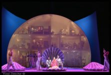 Plongée dans les coulisses de l'Opéra de Tel-Aviv