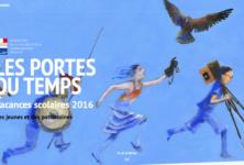 Les Portes du Temps fait découvrir le patrimoine français aux jeunes