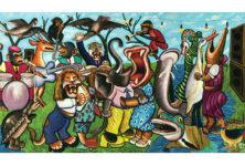 «Le grand orchestre des animaux», La Fondation Cartier vibre dans une acoustique «bio»
