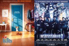 [Box-office France] Comme des bêtes et Insaisissables 2 au coude à coude