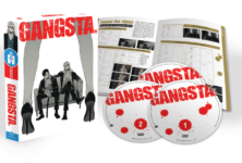 «Gangsta» édition prémium intégrale en DVD et Blu-ray chez AllTheAnime