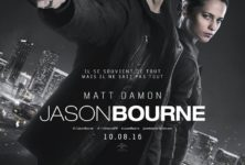 [Critique] du film « Jason Bourne » Matt Damon et Paul Greengrass en manque d'inspiration