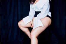 Ashley Graham, le mannequin aux formes généreuses de H&M