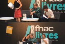 Jonathan Franzen au Forum Fnac Livres «l'écrivain a la responsabilité d'essayer de dire la vérité»