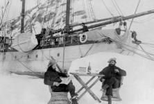 Exploration polaire avec Charcot