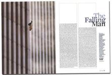 «The Falling Man»: symbole de la chute des Etats-Unis