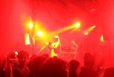 [Live report] Omar Souleyman, Ifé et Golden Dawn Arkestra au Cabaret Sauvage pour le Smmmile Festival
