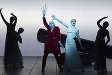 Faust I & II par Wilson et le Berliner Ensemble : Une fresque éblouissante