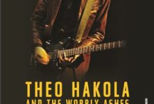 Gagnez 1×2 pour le concert de Theo Hakola And The Wobbly Ashes le 14 octobre au Point Ephémère