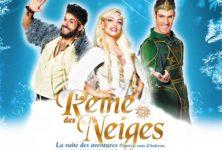 Gagnez 2×2 places pour La reine des Neiges le 19 octobre à l'Opéra grand Avignon