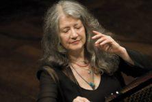 Une Martha Argerich très bien entourée