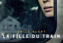 [Critique] du film « La fille du train » Emily Blunt dans un mélo-thriller oubliable