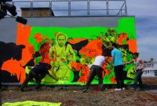 Le collectif d'artistes 9ème Concept offre une rétrospective à Lille jusqu'au 11 décembre