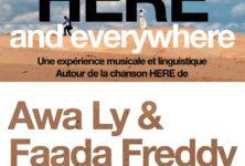 [Exclu] Awa Ly et Flavia Coelho  «Here»