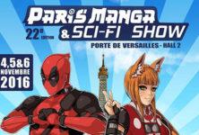 Retour sur le salon d'automne «Paris Manga & Sci-Fi Show», le rendez-vous des fans de culture pop américo-japonaise !