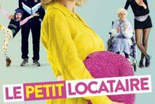 [Critique] du film « Le petit locataire » Karin Viard, tardivement en cloque