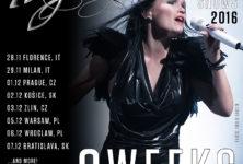 Live report : le concert de Tarja Turunen au casino de Paris le 9 novembre 2016 !