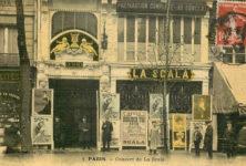 Une célèbre salle désaffectée renaîtra en Scala Théâtre au printemps 2018