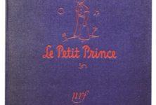 Avec une édition originale mise aux enchères, le Petit Prince garde les pieds sur Terre