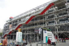 Le Centre Pompidou souffle ses 40 bougies