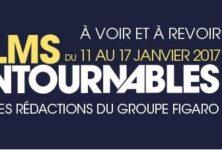 Programme des Incontournables UGC 2017 : du 11 au 17 janvier 3€50 la place pour revoir les meilleurs films 2016