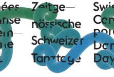 La diversité de la danse se concentre aux Journées de Danse Contemporaine Suisse.