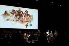 Orchestral Memorises un premier concert Bandai Namco prometteur en présence de Motoi Sakuraba et Go Shiina