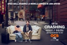 Épisode 1 de « Crashing », we don't need another antihéros