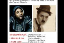 [Live Report] Cine-Jam d'Edgar Sekloka : Chaplin, Rap et ambiance chaleureuse au MK2 Gambetta