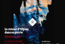 Gagnez 2×2 places pour le Retour d'Ulysse à l'Opéra de Dijon