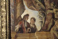 Rénovation d'un plafond historique à Versailles