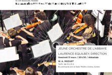 Mozart retrouve Laurence Equilbey et rencontre le Jeune orchestre de l'Abbaye aux dames de Saintes