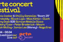 [Live Report] L'electro vu par ARTE Concert Festival à la Gaîté Lyrique