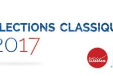 Elections Classiques 2017 de Radio Classique