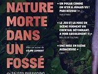 « Nature morte dans un fossé », un thriller théâtral totalement déjanté !