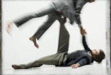 Boris Gibé & Florent Hamon – Bienheureux sont ceux qui rêvent debout sans marcher sur leurs vies