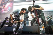 2Cellos, les insoumis du violoncelle en novembre à Paris