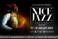 Le Nice Jazz Festival revient en force du 17 au 21 juillet